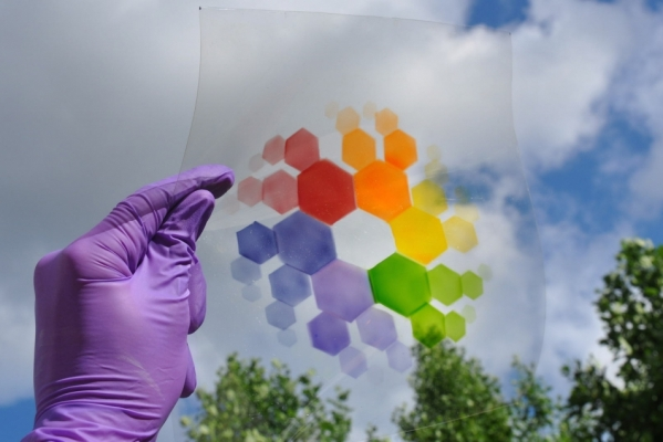 Electrochromic inks