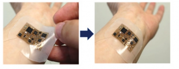 Skin-Conformal Wearable Stress Monitor Delivers Greater Precision and Continuous, Wireless Monitoring with Comfort and Flexibility