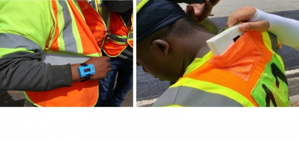 AwareSite Proximity Safety Sensing System for Construction and Other Work Sites