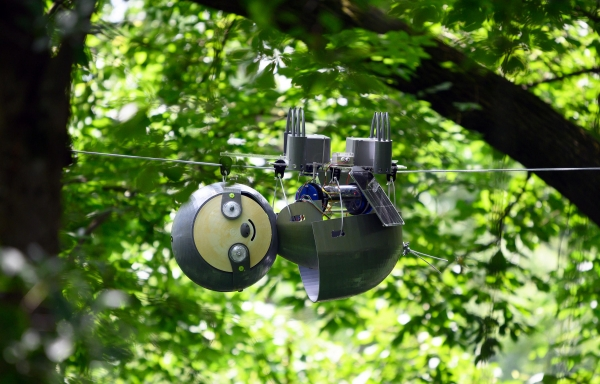 SlothBot: Sustainable Solution for Studying Climate Change